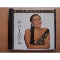 Alcione- Cd O Melhor De Alcione- 1989- Original- 1ª Edição!
