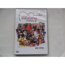 Um Barzinho Um Violão 2 - Ao Vivo Dvd