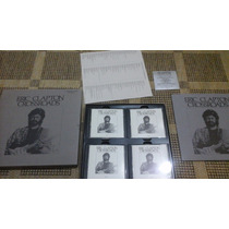 Box -eric Clapton -crossroads-4 Cd