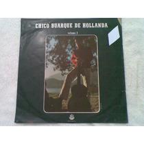 Vinil Lp Chico Buarque De Holanda Volume 2 1967