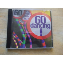 Cd - Go Dancing Eletrônico Flash House Dance Anos 70 80 90