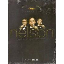 Nelson Gonçalves Eternamente Dvd Em Digipac Original Lacrado