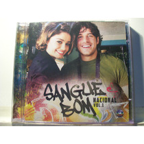 Sangue Bom Vol 1, T. Sonora Novela 2013 Cd Lacrado Original