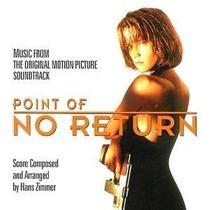 Cd - A Assassina - Point No Return- Trilha Sonora- Importado