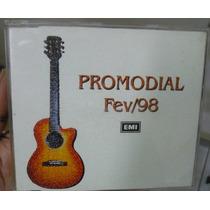 Cd Promo : Bragada Jammil Muzenza Edson Gomes R Frete Gratis