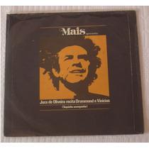 Juca De Oliveira Recita Drumond E Vinicius Compact 1973 Pfr9