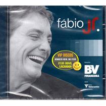 Fabio Jr Cd Promocional Bv Financeira - Novo Lacrado Raro