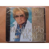 Reginaldo Rossi- Cd Reginaldo Rossi- 2000- Original- Lacrado