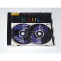Cd Duplo Raul Seixas - Série Grandes Nomes # Rock Das Aranha