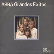 Abba - Grandes Exitos - Lp - Argentina - Rare - Capa Dupla.