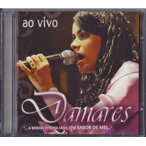 Cd Damares - Sabor De Mel - Ao Vivo * Original