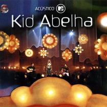 Cd Kid Abelha Acústico Mtv Original Novo Lacrado