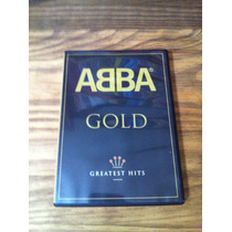 Dvd Novo Abba - Gold - Greatest Hits