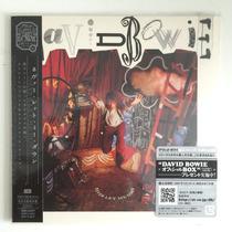 David Bowie Never Let Me Down - Mini Lp Cd Japonês - Raro!!!