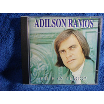 Adilson Ramos - Eu E O Tempo - Cd Nacional
