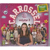 Carrossel - Cd Volume 3 - Remixes - Lacrado