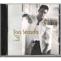Cd Jon Secada Heart Sout & Voice