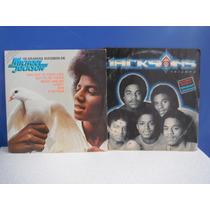 Michael Jackson Sucessos The Jacksons Triumph 2 Lps