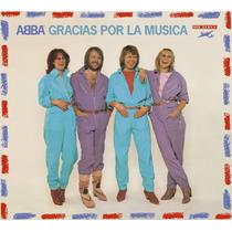 Abba - Gracias Por La Musica Ed. Deluxe - Cd + Dvd Novo