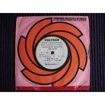 Compacto Mutantes 2001 Dom Quixote Mono 1968 Original Promo