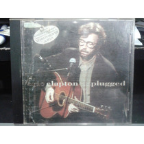 Cd - Eric Clapton - Unplugged