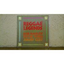 Lp Vinil Reggae Legends (raro).