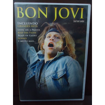 Dvd Bon Jovi - Live From London