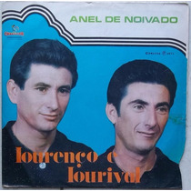 Lp Lourenço E Lourival (1971) Anel De Noivado _ Selo Chantec
