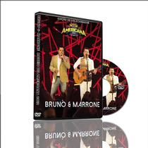 Dvd Bruno & Marrone Ao Vivo Rodeio De Americana 2012