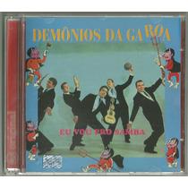 Cd-demônios Da Garoa-eu Vou Pro Samba-1965-bmg-usado