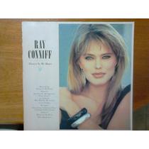 Lp Disco Vinil Ray Connif Autografado (frete Grátis)