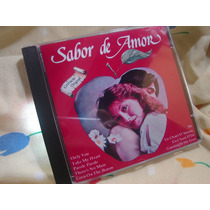 The Walkers Alain Delorme Sabor De Amor Cd Remasterizado Pop