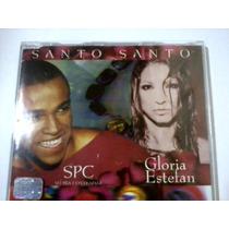 Cd Spc Gloria Estefan Santo Santo