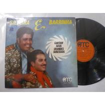 Lp - Silveira E Barrinha / Cantam Seus Grandes Sucessos