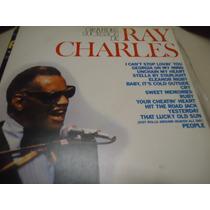 Lp - Vinil - Grandes Sucessos De Ray Charles