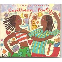 Cd - Caribbean Party - Putumayo Presents - 1997 - Importado
