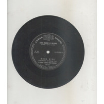 Compacto Vinil Chico Buarque De Hollanda - Roda Viva - 1967
