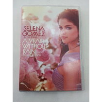 Dvd Selena Gomez E The Scene A Year Without Rain Deluxe