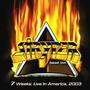 Stryper - 7 Weeks: Live In America ( Otimo Hard Rock )