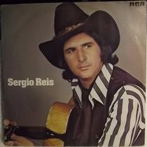 Lp / Vinil Sertanejo: Sergio Reis - Sina De Violeiro - 1979