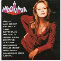 Cd - A Indomada - Trilha Sonora Da Novela