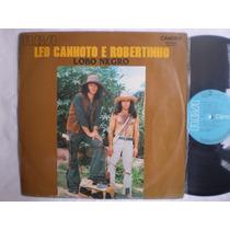 Lp -leo Canhoto E Robertinho /lobo Negro /rca Victor / 1972