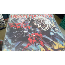 Disco Vinil Iron Maiden The Number Of The Beast