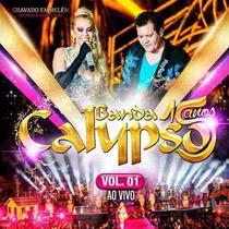 Banda Calypso - 15 Anos Ao Vivo Volume 1 (cd Novo E Lacrado)