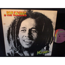 Lp Bob Marley - Kaya Importado Excelente Estado R$ 150,00