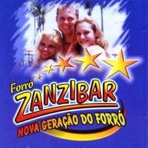 4945 Cd Forró Zanzibar - Nova Geração Do Forró