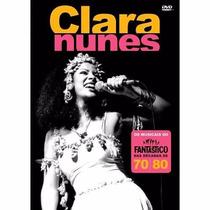 Clara Numes Dvd Lacrado Original Musicas Do Fantastico 70/80