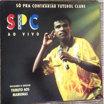 Lp Vinil - Só Pra Contrariar Futebol Clube - Spc Ao Vivo