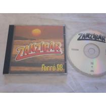 Cd - Zanzibar - Forró 98 - Axe