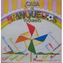 Cd Toquinho - Casa De Brinquedos ( Estado De Novo )